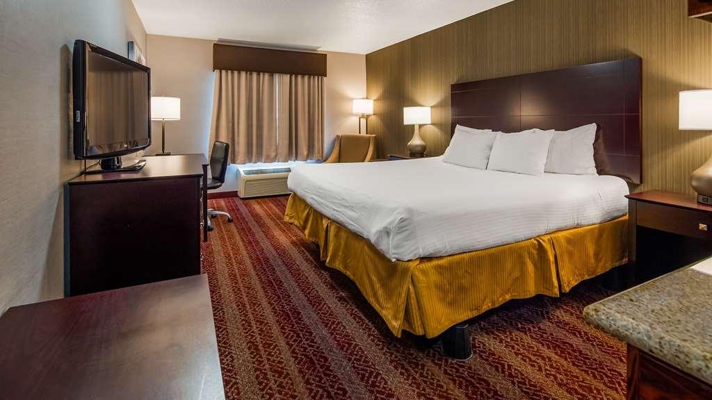 Best Western Providence-Seekonk Inn - Chambres / Logements