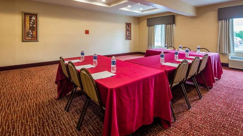 Best Western Providence-Seekonk Inn - Salle de réunion
