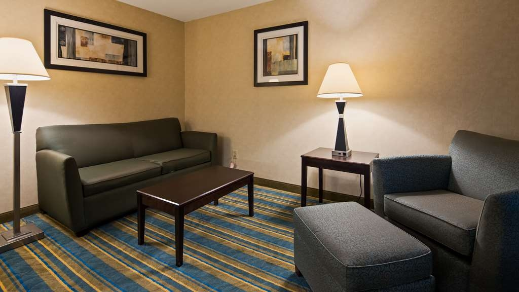 Best Western Plus Berkshire Hills Inn & Suites - Chambres / Logements
