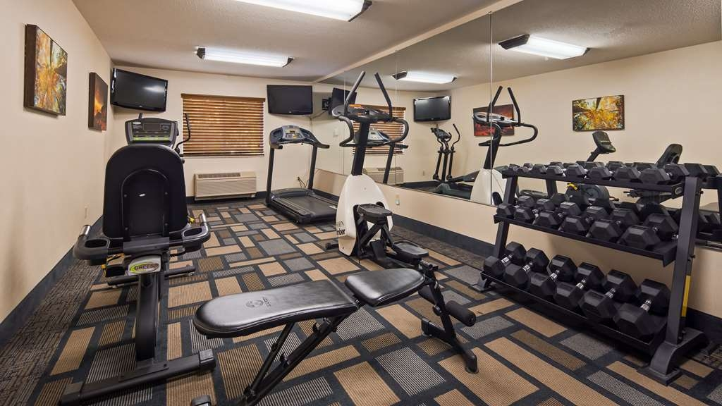 Best Western Plus Berkshire Hills Inn & Suites - Club de salud