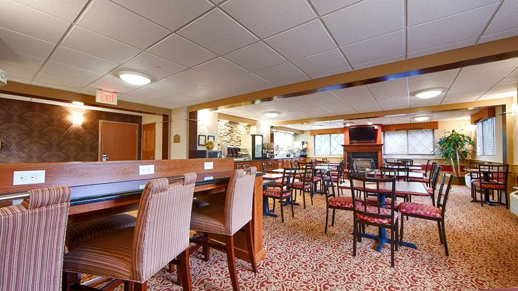 Best Western Plus The Inn at Sharon/Foxboro - Restaurant / Etablissement gastronomique