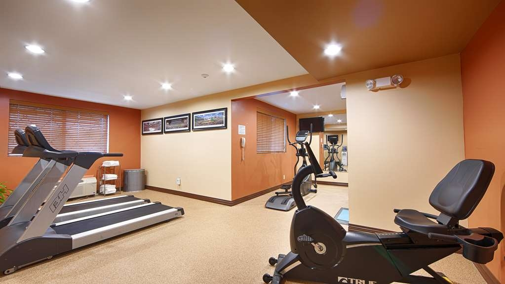 Best Western Plus The Inn at Sharon/Foxboro - Club de remise en forme