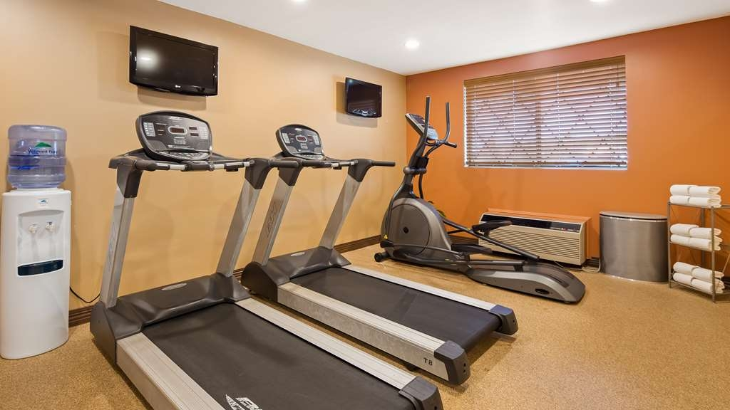 Best Western Plus The Inn at Sharon/Foxboro - Fitness Center