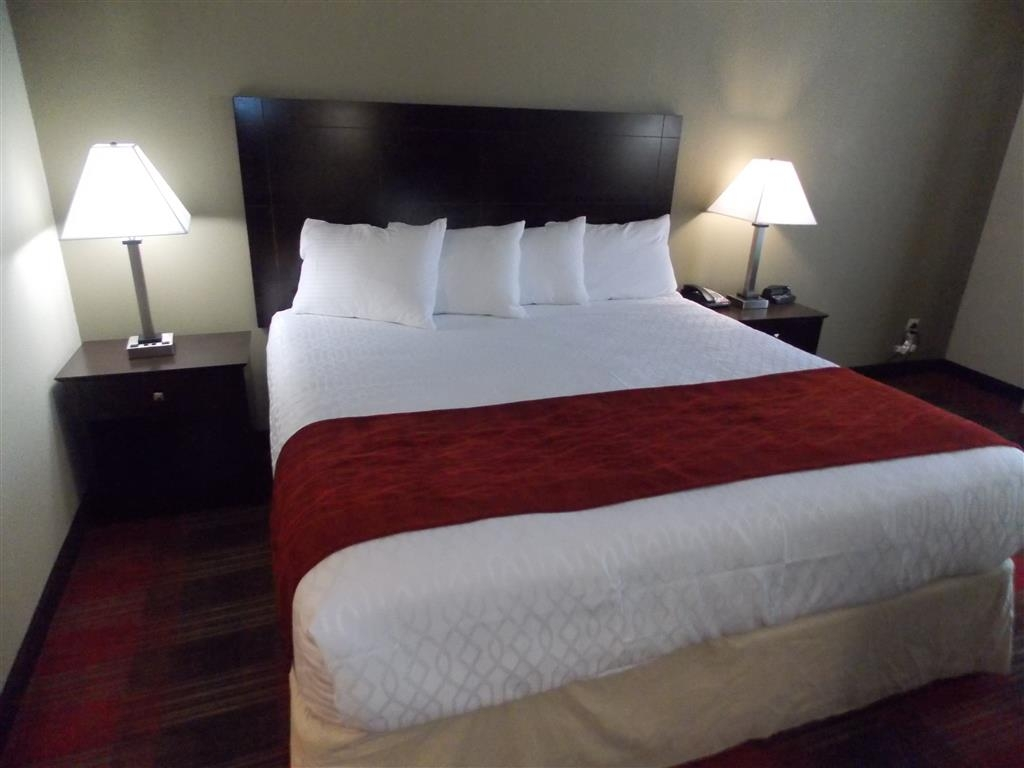 Best Western Springfield West Inn - We offer a variety of different rooms from king standard to queen mobility accessible.