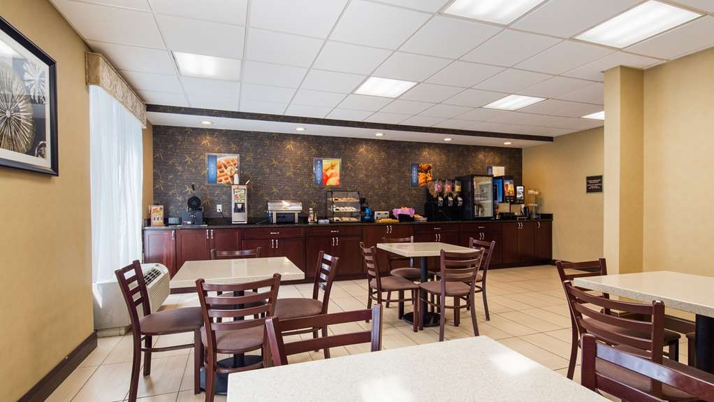 Best Western Springfield West Inn - Restaurant / Etablissement gastronomique