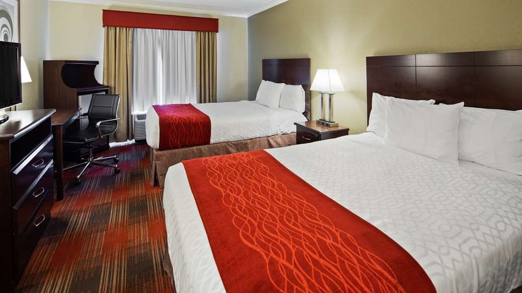 Best Western Springfield West Inn - Chambres / Logements