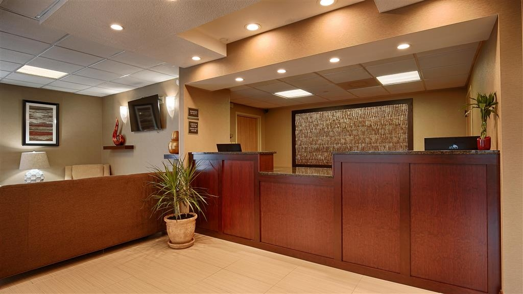 Best Western Springfield West Inn - We've added the extra touches to ensure that your stay is the best it can be.