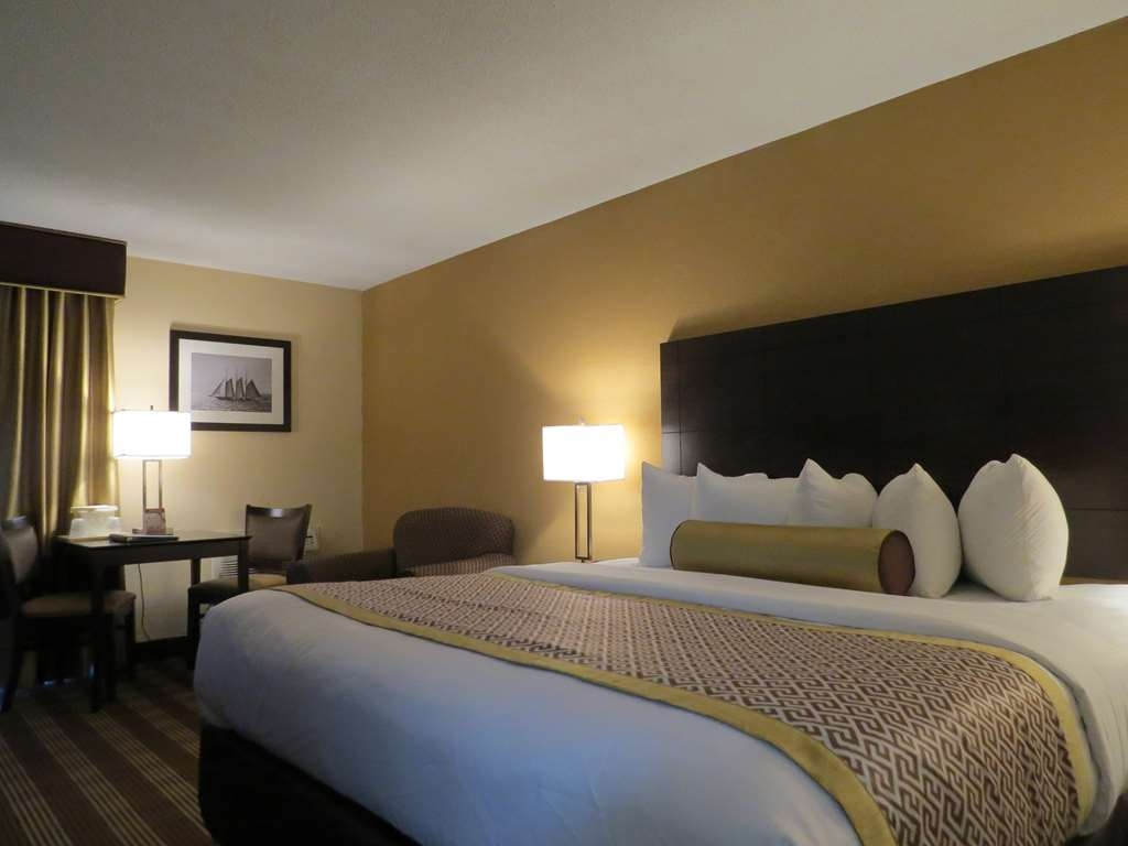 Best Western Cape Cod Hotel - King Bed Guest Room