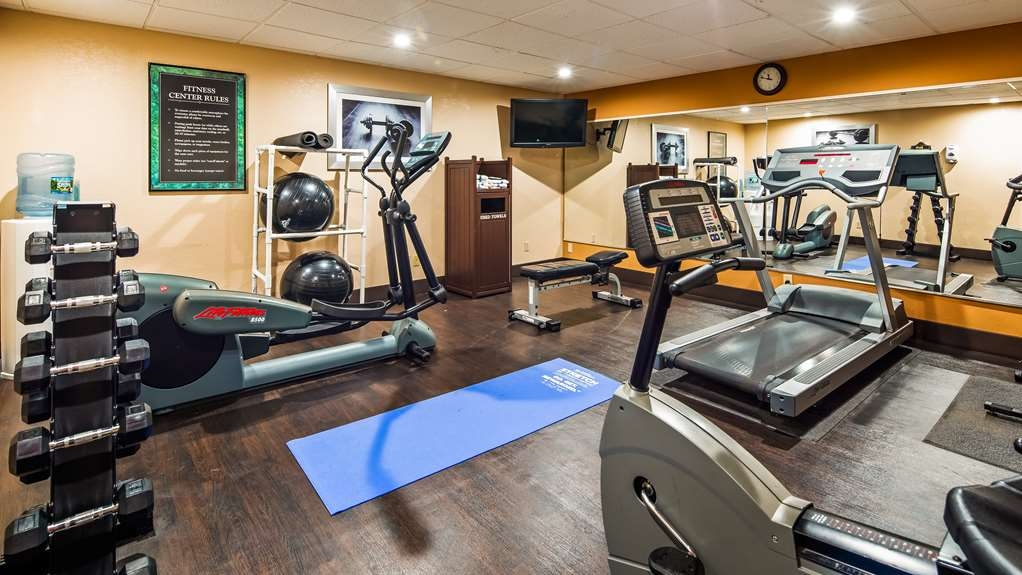 Best Western Cape Cod Hotel - Fitness Center