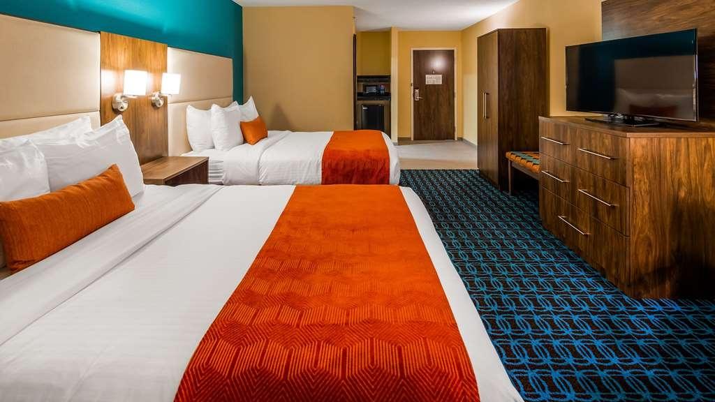 Best Western Plus North Shore Hotel - Habitaciones/Alojamientos