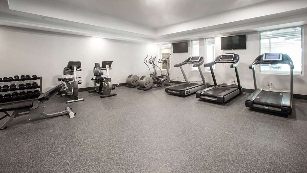Best Western Plus North Shore Hotel - Club de remise en forme