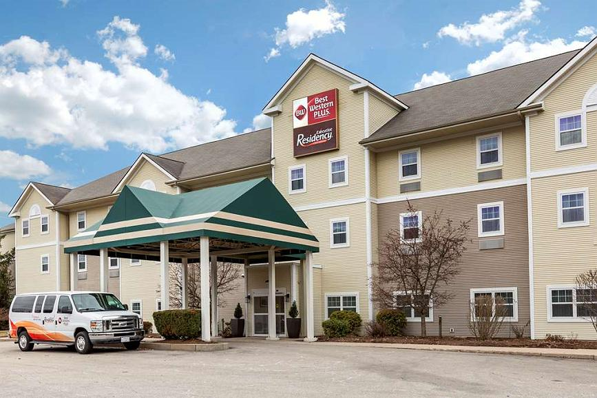 Best Western Plus Executive Residency Franklin - Area esterna