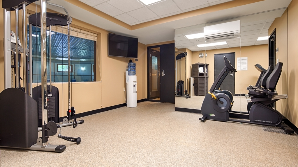 Best Western Plus Traverse City - exercise chambre