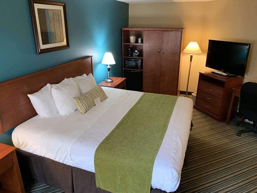 Best Western Plus Traverse City - Single King Guestroom