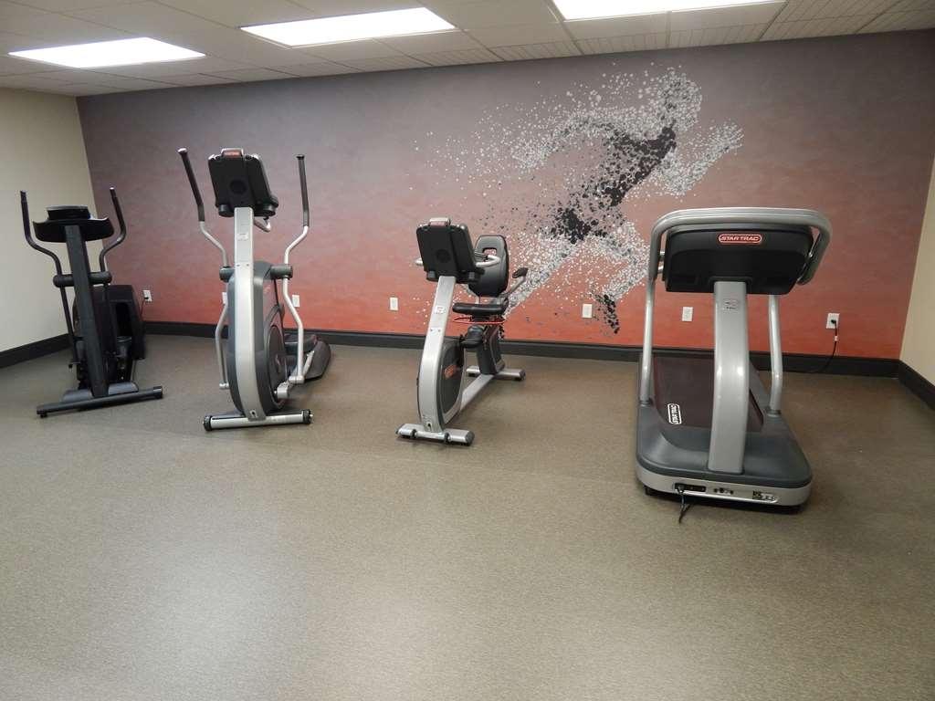 Best Western Sault Ste. Marie - Fitness Center