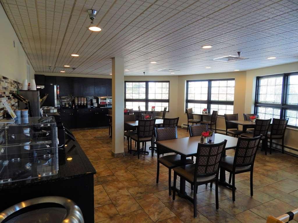 Best Western Sault Ste. Marie - Salle de petit déjeuner