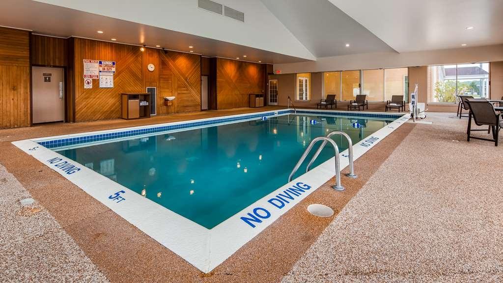 Best Western Sault Ste. Marie - Vue de la piscine