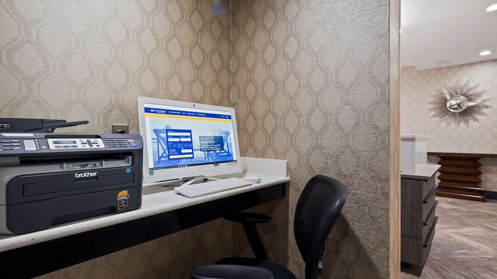 Best Western Beacon Inn - affari-centro