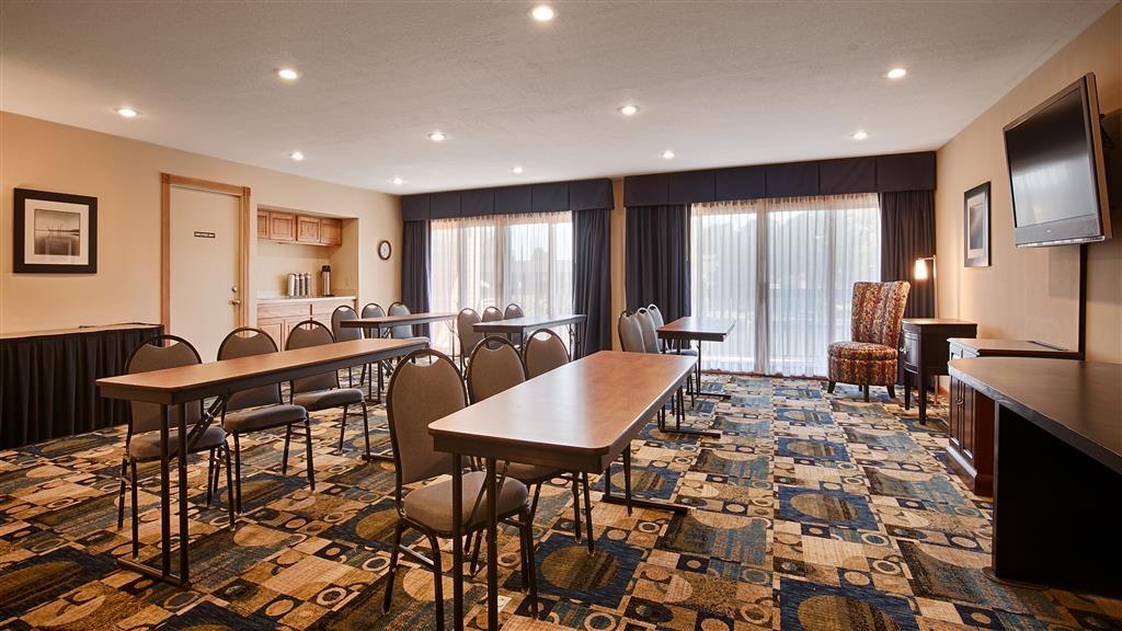 Best Western River Terrace - Sala de reuniones