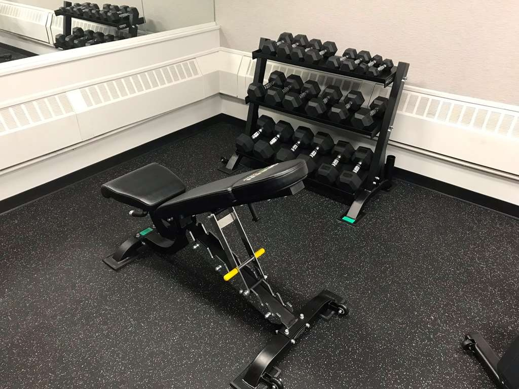 Best Western Woodhaven Inn - Fitnessstudio