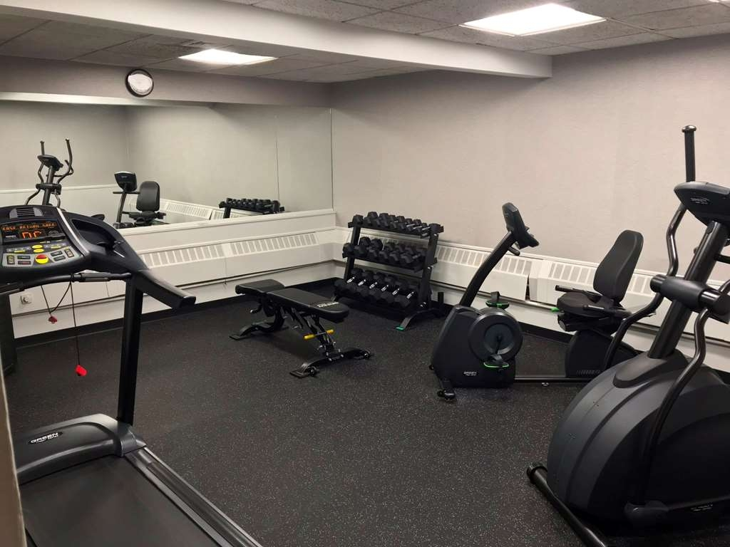 Best Western Woodhaven Inn - Centro fitness