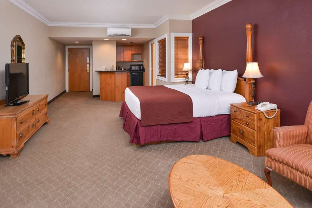 Best Western Greenfield Inn - Chambres / Logements