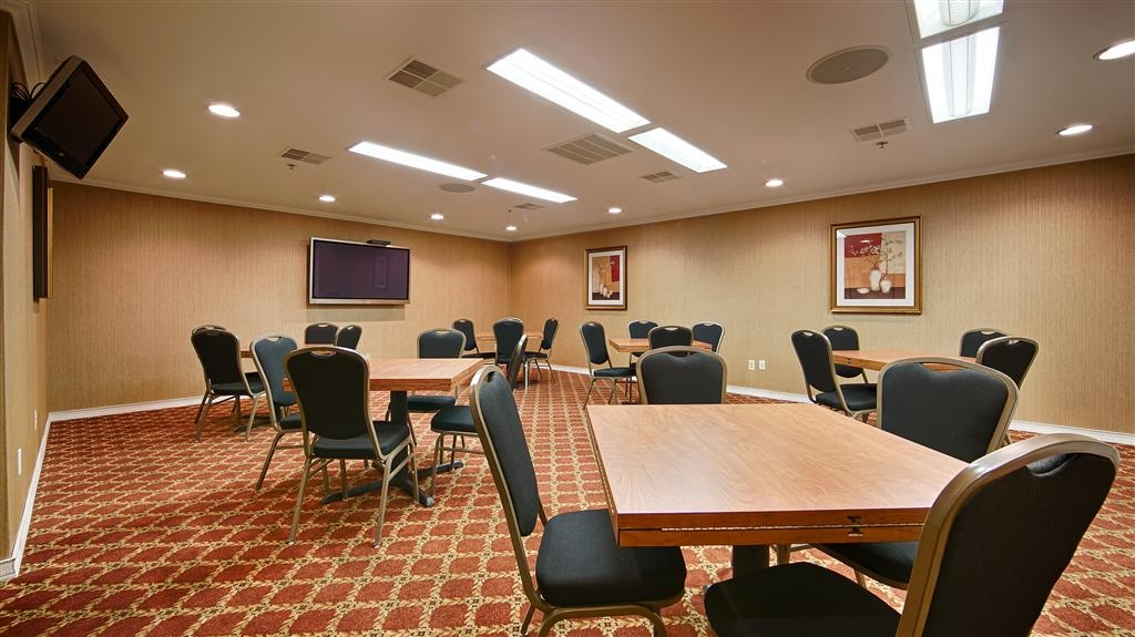 Best Western Lapeer Inn - Meeting Room