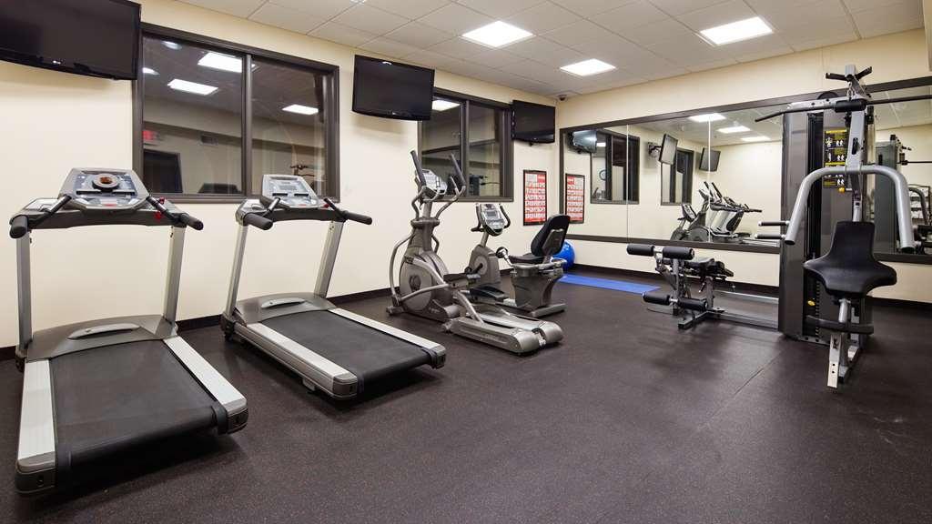 Best Western Lapeer Inn - Fitnessstudio