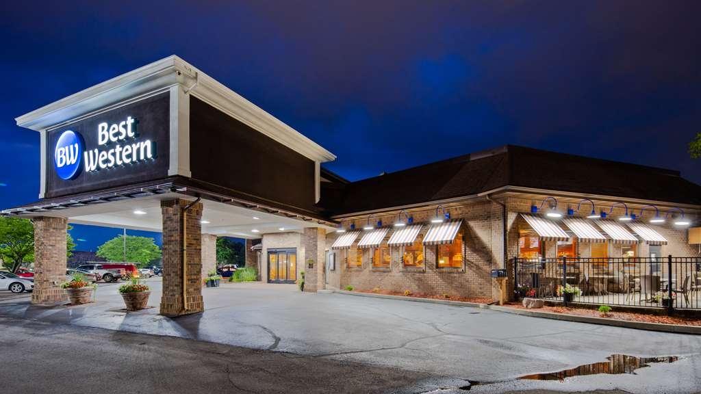Best Western Lapeer Inn - Facciata dell'albergo
