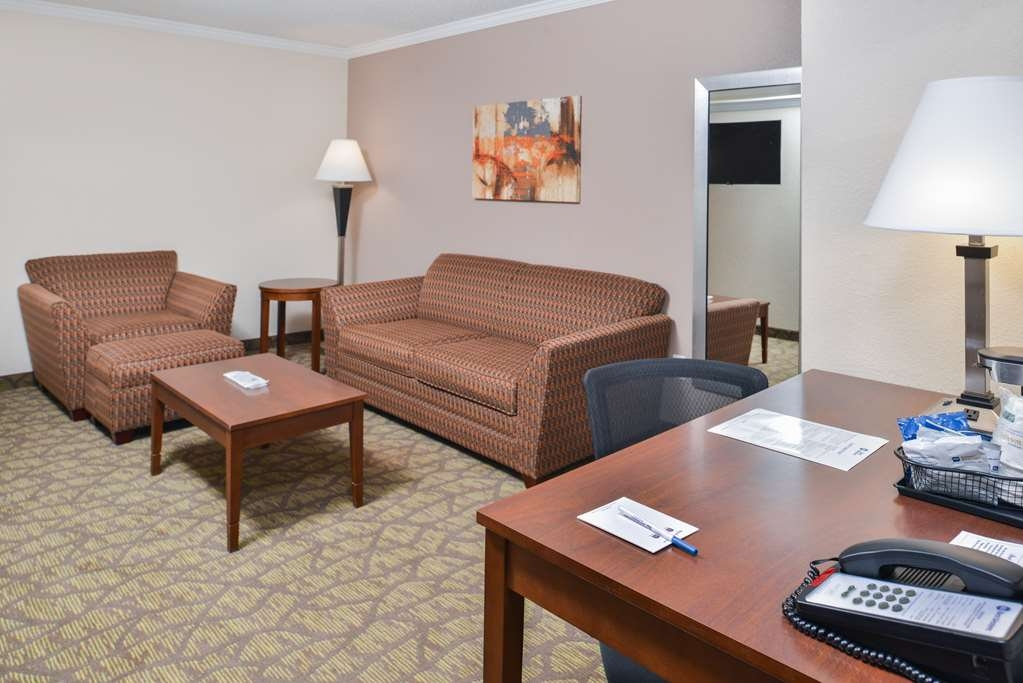 Best Western of Hartland - Suite