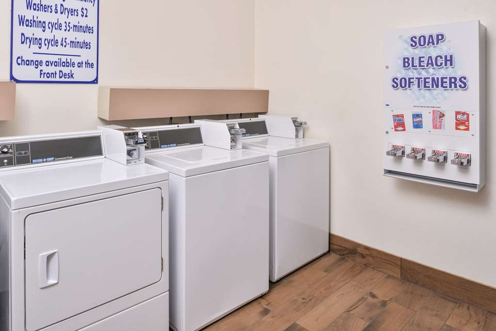 Best Western of Hartland - For your convenience, guest laundry facilities are located on property.