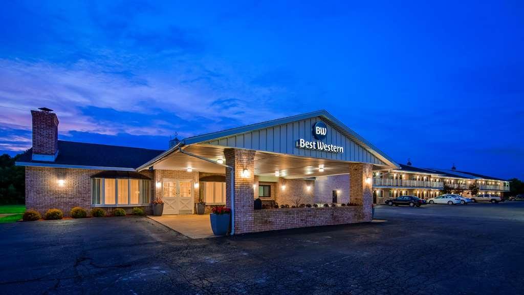 Best Western of Hartland - Facciata dell'albergo