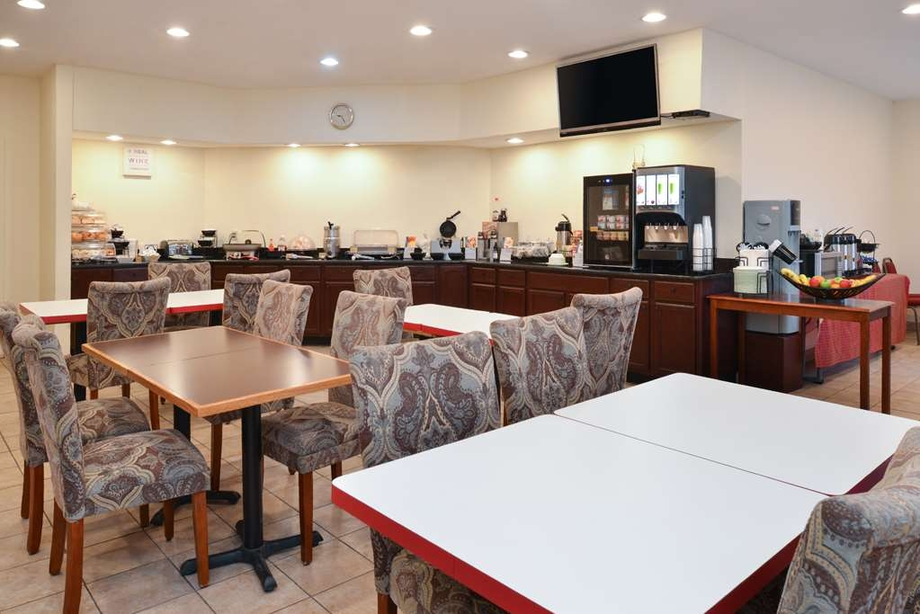 Best Western of Whitmore Lake - Breakfast Area