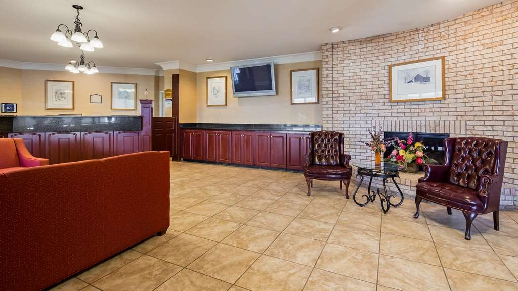 Best Western of Whitmore Lake - Hall
