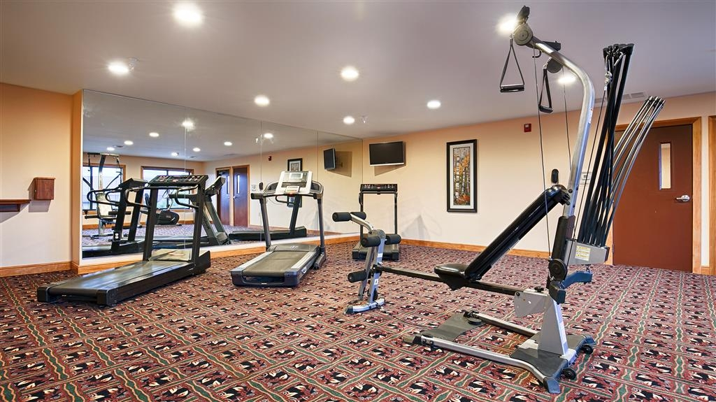 Best Western Plus Dockside Waterfront Inn - Centre de fitness