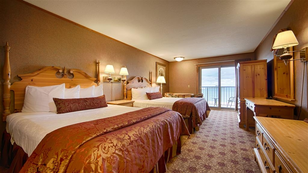 Best Western Plus Dockside Waterfront Inn - Chambre