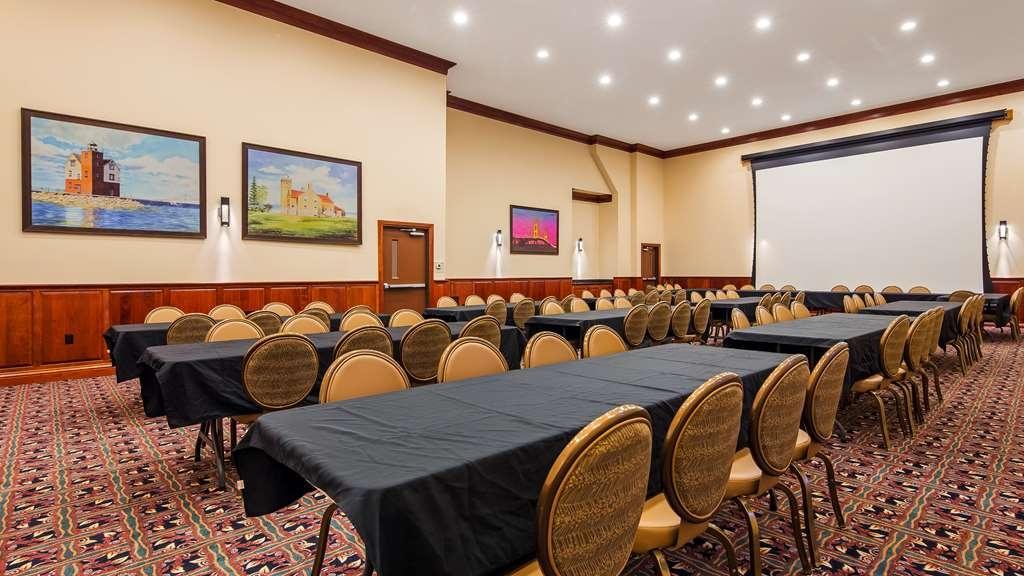 Best Western Plus Dockside Waterfront Inn - Sala de reuniones