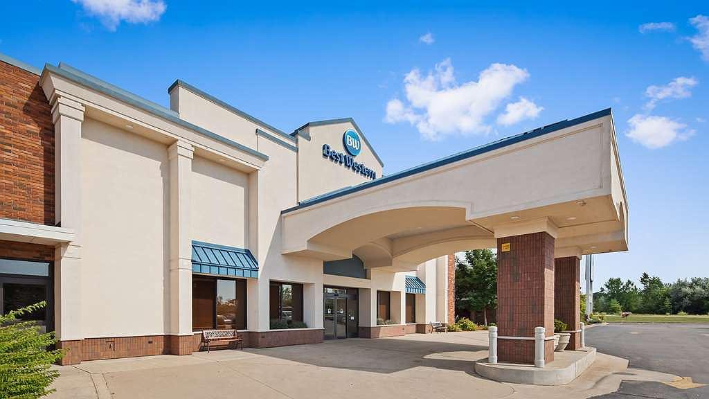 Best Western Valley Plaza Inn - Area esterna