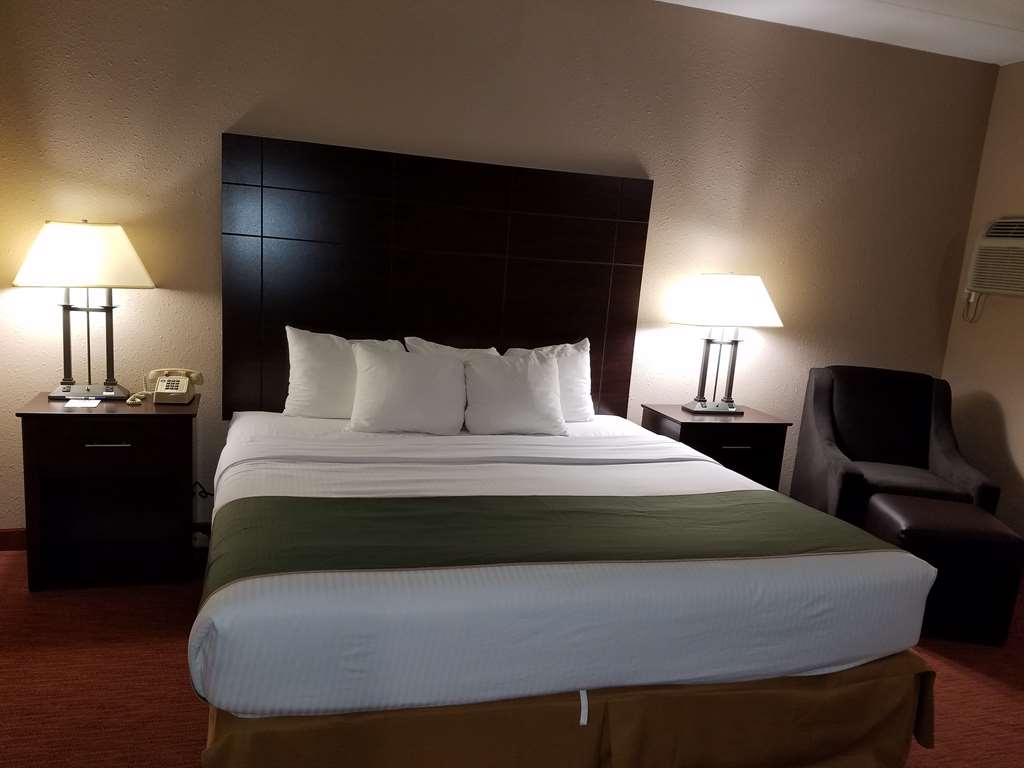 Best Western Valley Plaza Inn - standard chambre