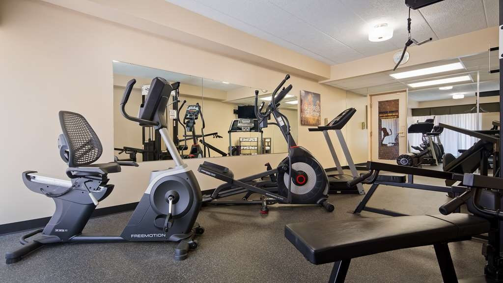 Best Western Valley Plaza Inn - Club de remise en forme
