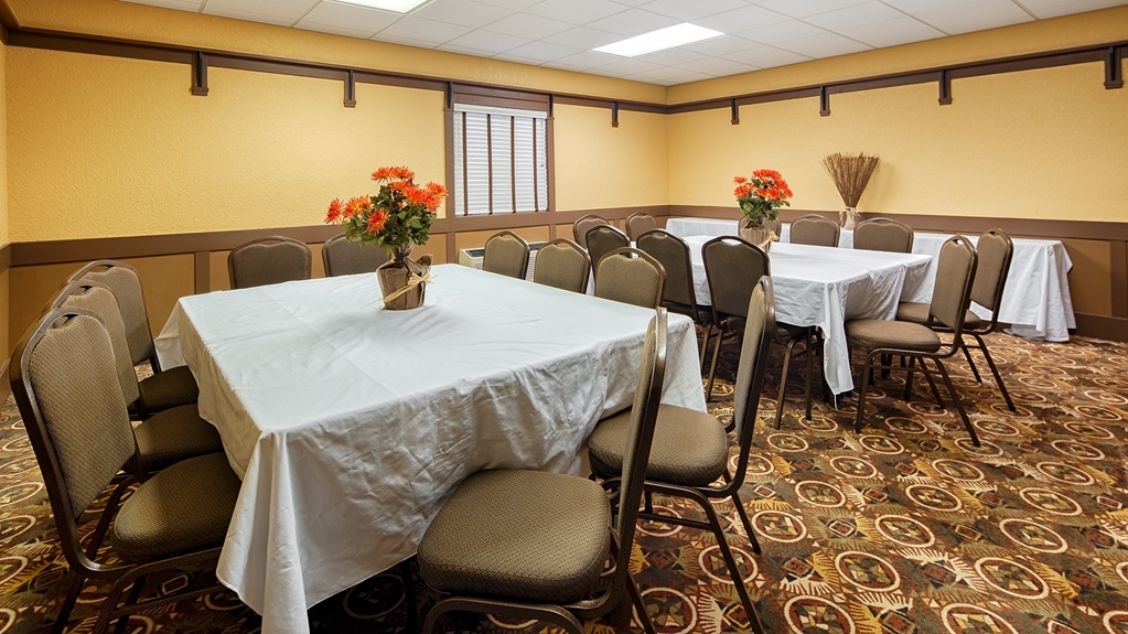 Best Western of Birch Run/Frankenmuth - Sala de reuniones
