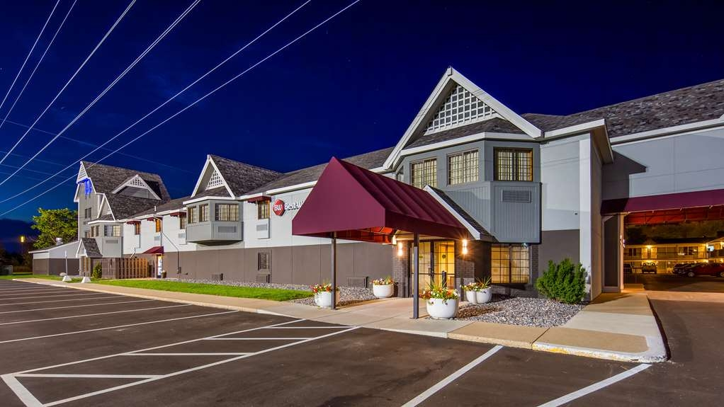 Best Western Plus of Birch Run/Frankenmuth - Facciata dell'albergo