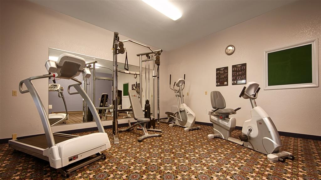 Best Western Harbour Pointe Lakefront - fitnessraum
