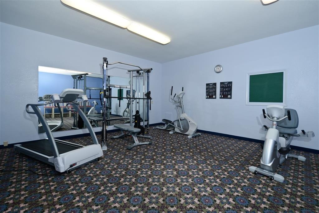 Best Western Harbour Pointe Lakefront - Fitnessstudio