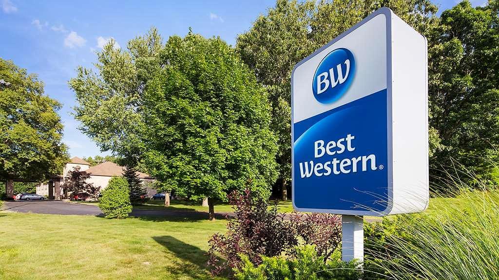 Best Western Plaza Hotel Saugatuck - Aussenansicht