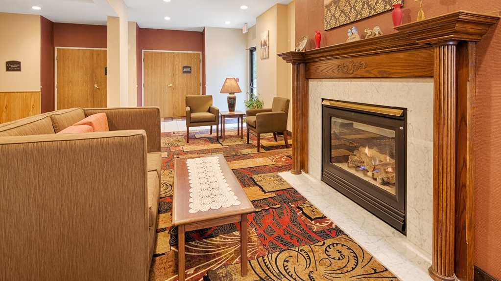 Best Western Plaza Hotel Saugatuck - Hall
