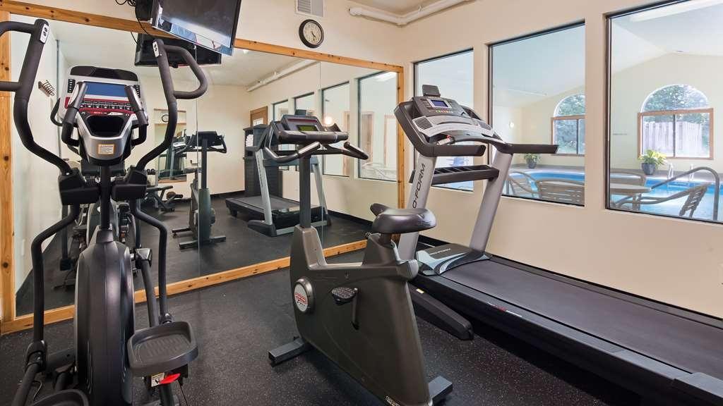 Best Western Plaza Hotel Saugatuck - Fitnessstudio