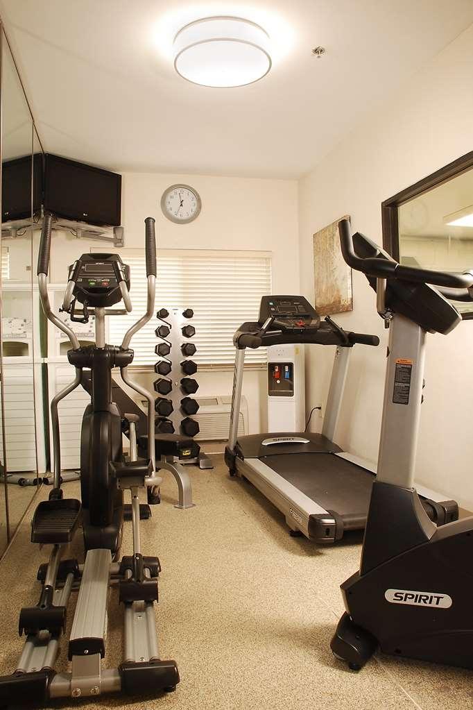 Best Western Port Huron Blue Water Bridge - Fitnessstudio