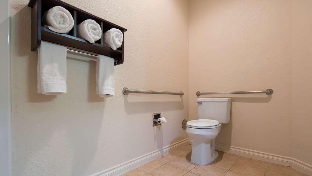 Best Western Port Huron Blue Water Bridge - Guest Room Bath