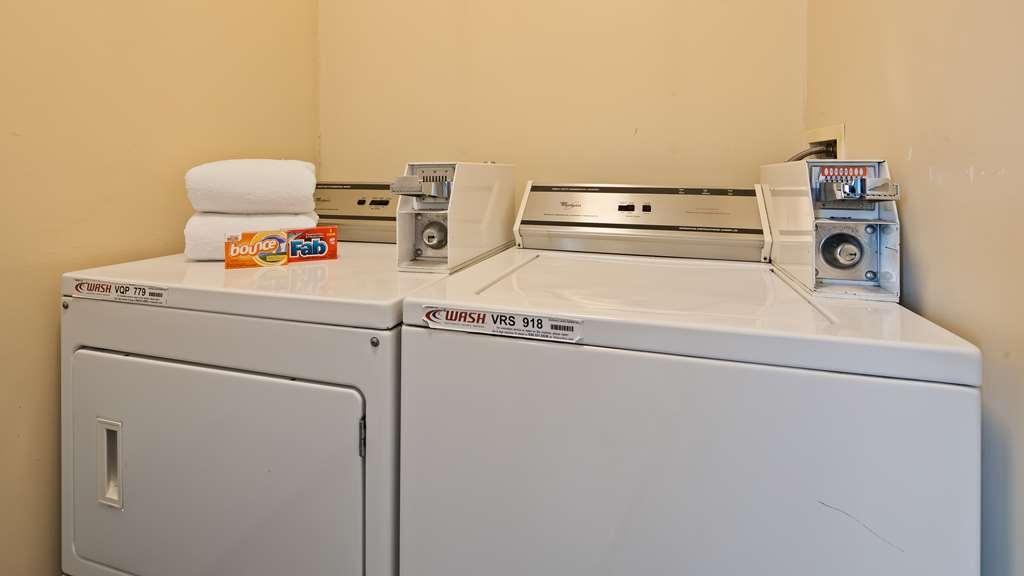 Best Western Port Huron Blue Water Bridge - Guest Laundry Facility